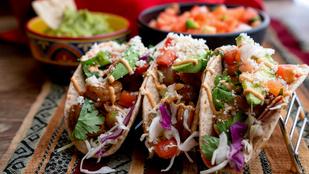Te tudod, mi a különbség a tortilla és a taco között?