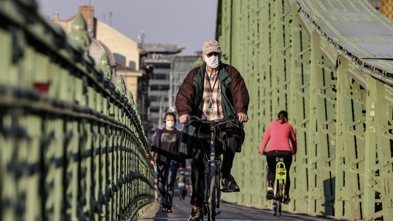 A járvány bicikliboomot is hozott magával