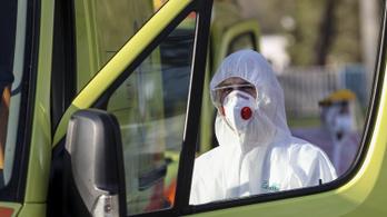 Átlépte a 150-et a koronavírus-fertőzés miatt elhunytak száma Magyarországon