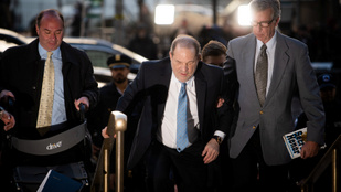 Harvey Weinstein felgyógyult a koronavírusból
