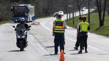 Nagykovácsiból visszafordítják az autókat húsvét ideje alatt, ha nem helyi érkezik