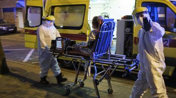 Koronavírus: Belgiumban átlépte a háromezret a halottak száma