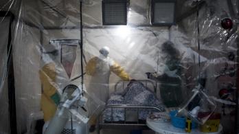 Két nappal a járvány végének bejelentése előtt Kongóban ismét megjelent az ebola