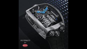 Vennél Bugatti stílusú órát 90 millióért?