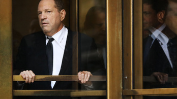 Újabb nemi erőszakkal vádolják Harvey Weinsteint