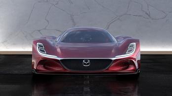 Mazda RX-10 koncepció, nem a Mazdától