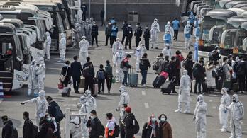 Már 1,7 millió igazolt fertőzés van szerte a világon