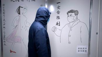 Kínában megnőtt az idegengyűlölet a koronavírus-járvány új hulláma miatt