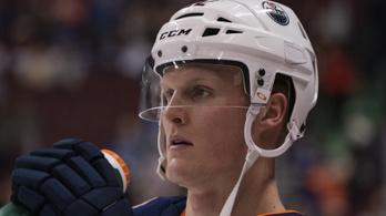 Meghalt a hétfőn agyvérzést kapó 25 éves NHL-játékos