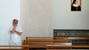 Olaszországban ismét nőtt a halálesetek száma az előző napokhoz képest