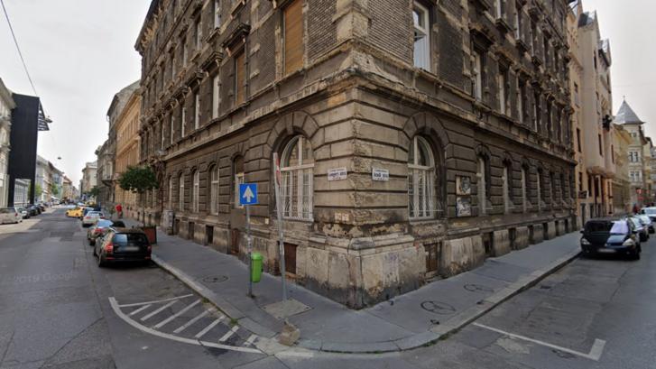 Az Aradi és Csengery utcák kereszteződése környékén történt a lövöldözés