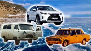 Lexus, Lada vagy UAZ kell a világ végére, ha 200 forint a benzin?