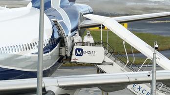 Hazaszállították az utasokat az ausztrál járványhajóról