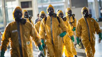 Brazília az első déli ország, ahol ezer fölött a koronavírus áldozatainak száma