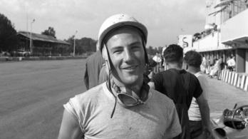 Meghalt a Forma-1 legendája, Stirling Moss