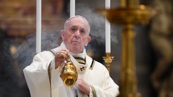Ferenc pápa: Ez a magány húsvétja