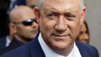 Kudarcba fullad Ganc kormányalakítási kísérlete Izraelben