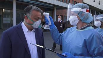 Elromlott a szekszárdi kórház lázmérője vagy kihűlt Orbán Viktor