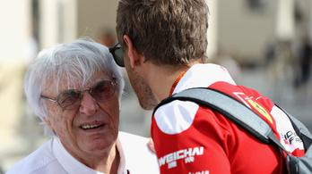 Vettel vonuljon vissza, vagy váltson csapatot!