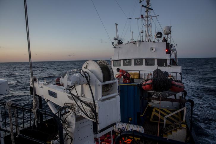 Az Alan Kurdi mentőhajó