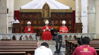 A Srí Lanka-i katolikus egyház megbocsátott a 279 ember életét kioltó öngyilkos merénylőknek
