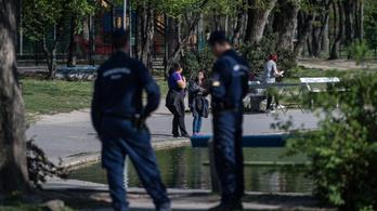 A zuglói polgármester szerint nincs tömeg a Városligetben, nem kell lezárni egyelőre
