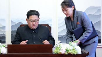 Kim Dzsongun újabb esélyt adott húgának, aki így fontos tisztséget kapott