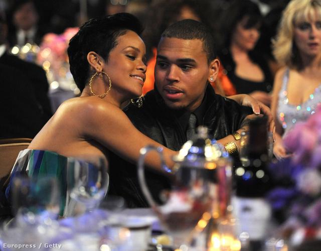 Rihanna és Brown még 2009-ben