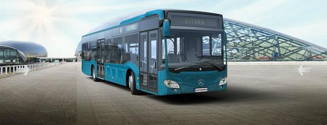 Az új Citaro (forrás: www.mercedes-benz.de)
