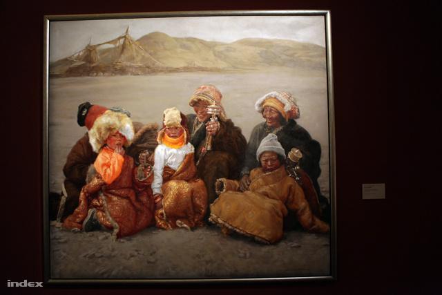 Boldog tibetiek