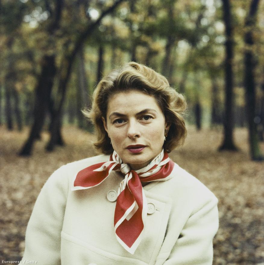 A hatvanas években Ingrid már komolyan megválogatta a filmjeit. Kimagasló alakítást nyújtott a Szereti ön Brahmsot? és Az öreg hölgy látogatása című filmekben, de játszott a Kaktusz virága című vígjátékban is, ahol Walter Matthau és Goldie Hawn voltak a partnerei.