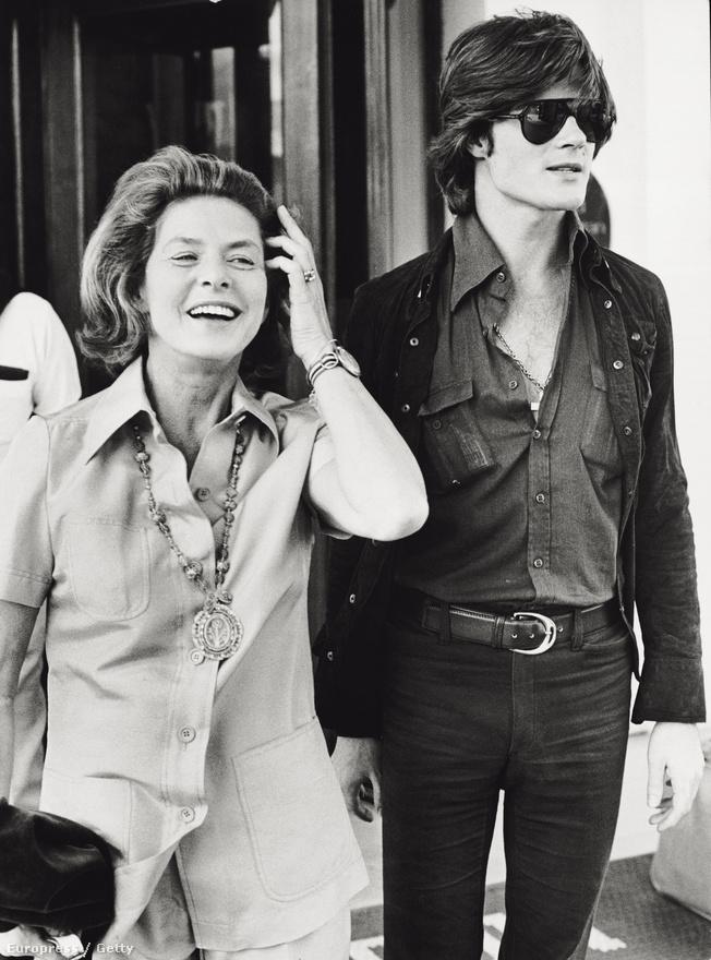 Ingrid fia, az ifjabbik Roberto Rossellini ismert párizsi playboy lett. A fiú azzal hívta fel magára a figyelmet, hogy a hetvenes években rövid ideig jegyben járt Karolina monacói hercegnővel. Ellentétben a Rossellini család legtöbb tagjával, a fiatalabb Roberto sosem kezdett filmes karrierbe.