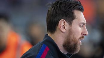 Messi köszönetet mondott a világ névtelen hőseinek, az egészségügyi dolgozóknak