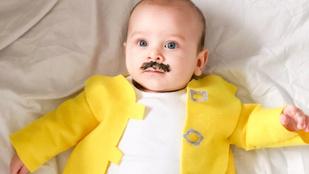 Íme egy baba, aki egyik nap Freddie Mercury, a másik nap pedig Dobby a Harry Potterből