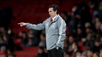 Emery exbarátnőjét okolta, hogy kirúgták az Arsenaltól