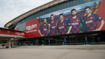 Erkölcsi hanyatlás, gazdasági csőd felé halad a Barcelona a klub egyik elnökjelöltje szerint