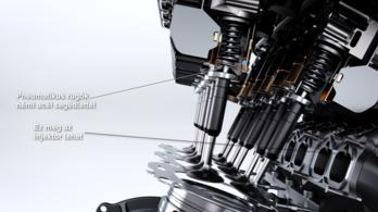 Technika: Koenigsegg Freevalve