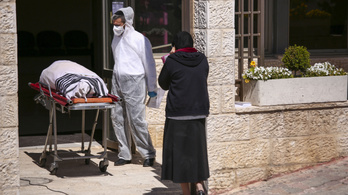 Koronavírus-fertőzésben meghalt Izrael volt főrabbija