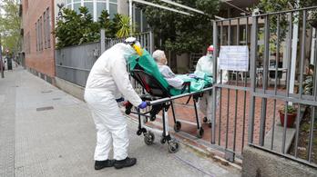 Az idősotthonokból kerül ki a halottak fele több európai országban is