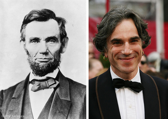 Abraham Lincoln vs. Daniel Day-Lewis. Hasonlít?