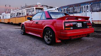 Nagykép: Toyota MR2