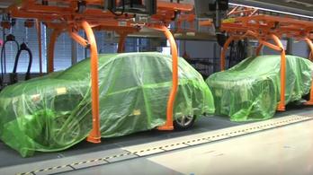 Kedden újraindul az Audi Hungária Győrben