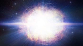 Kétszer fényesebb szupernóva robbant, mint eddig bármikor
