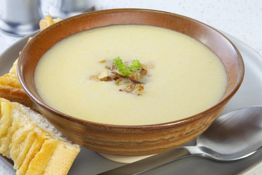 Sűrű, háromhagymás leves: isteni immunerősítő