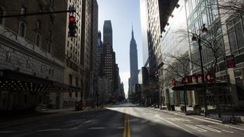 Amerikában is harmadával csökkent a légszennyezettség a lezárások miatt