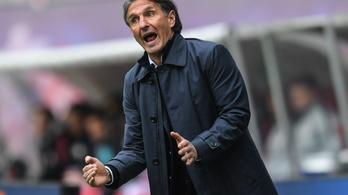 Munkába állt az új Hertha-edző, nem mert célokat mondani