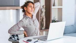 Így teheted fájdalommentessé az otthoni munkát