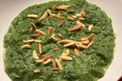 A spenót is lehet különleges – Mascarpone és majoranna dobja fel