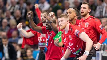 Játék nélkül is elérhető a kézi-BL négyes döntője a Veszprémnek