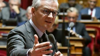 Brutális visszaesésről beszélt a francia gazdasági miniszter